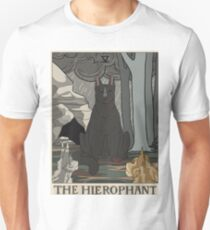 Warriors Tarot Series- The Hierophant T-Shirt