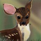 Bambi's Cousin by FairyNerdy