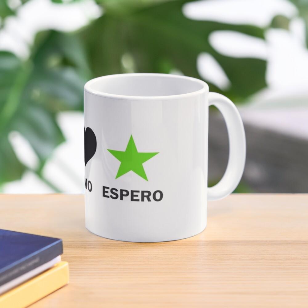 Paco, Amo, Espero - Nigra Mug
