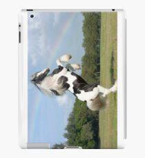 elite horse iPad Case/Skin