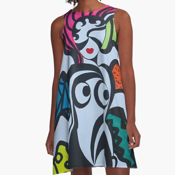 SUMMERTIME FINE A-Line Dress