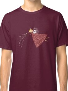 Magical Snowflakes Fairy Classic T-Shirt