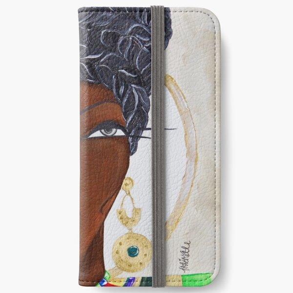 BORN ROYAL iPhone Wallet