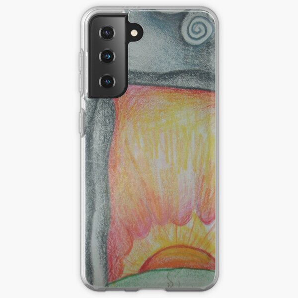 Ancient Celtic Sunrise Samsung Galaxy Soft Case