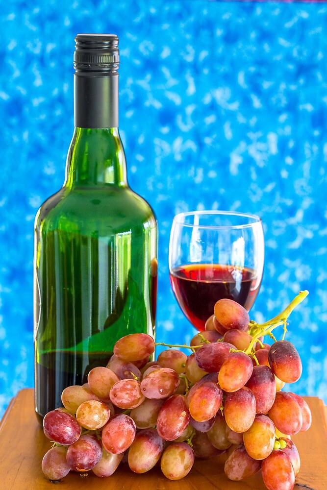 Grapes by Keith G. Hawley