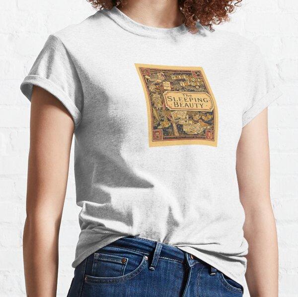 The Sleeping Beauty - Walter Crane's Toy Books Classic T-Shirt