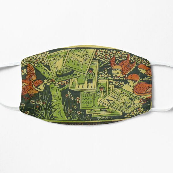My Mother - Walter Crane's Toy Books Flat Mask