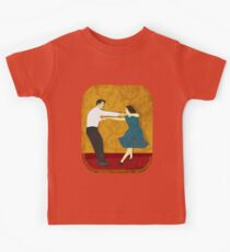 Swing Dance Kids Tee