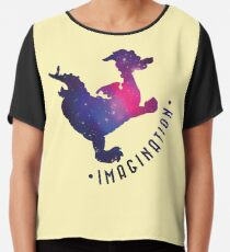 Journey Into Imagination with Figment Chiffon Top
