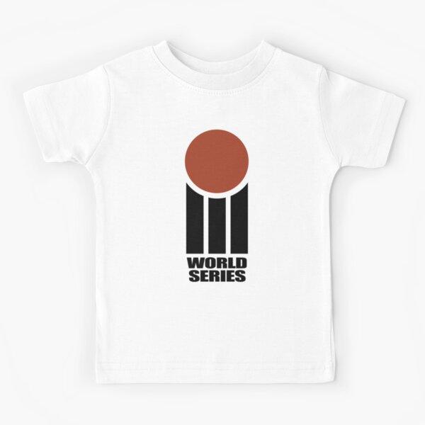 Retro Cricket Kids T-Shirt