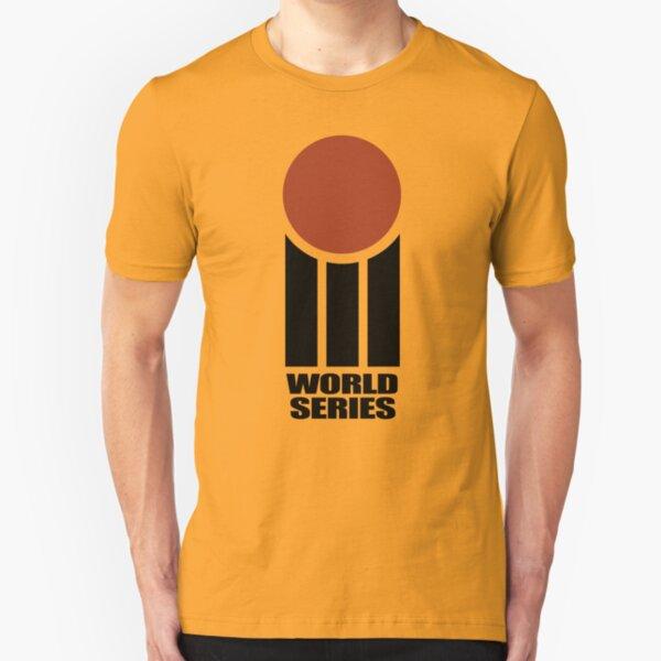 Retro Cricket Slim Fit T-Shirt
