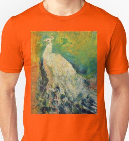 White Peacock T-Shirt