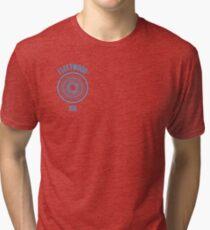 Fleetwood Wheel Tri-blend T-Shirt