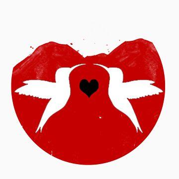 Hummingbird Love by HaileyS