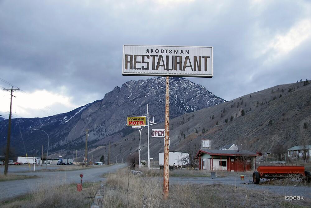 Spences Bridge Sportsman Motel by ispeak