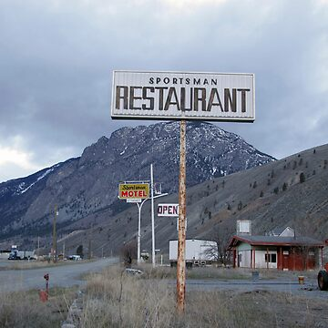 Spences Bridge Sportsman Motel by ispeak