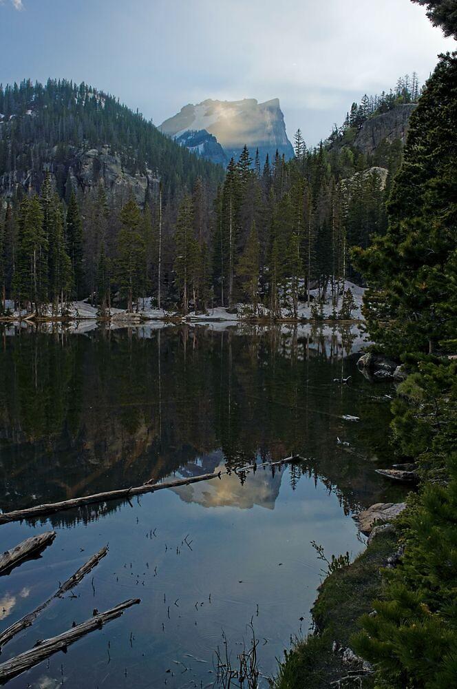 Nymph Lake RMNP by johnny gomez