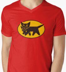 Japan cat Men's V-Neck T-Shirt