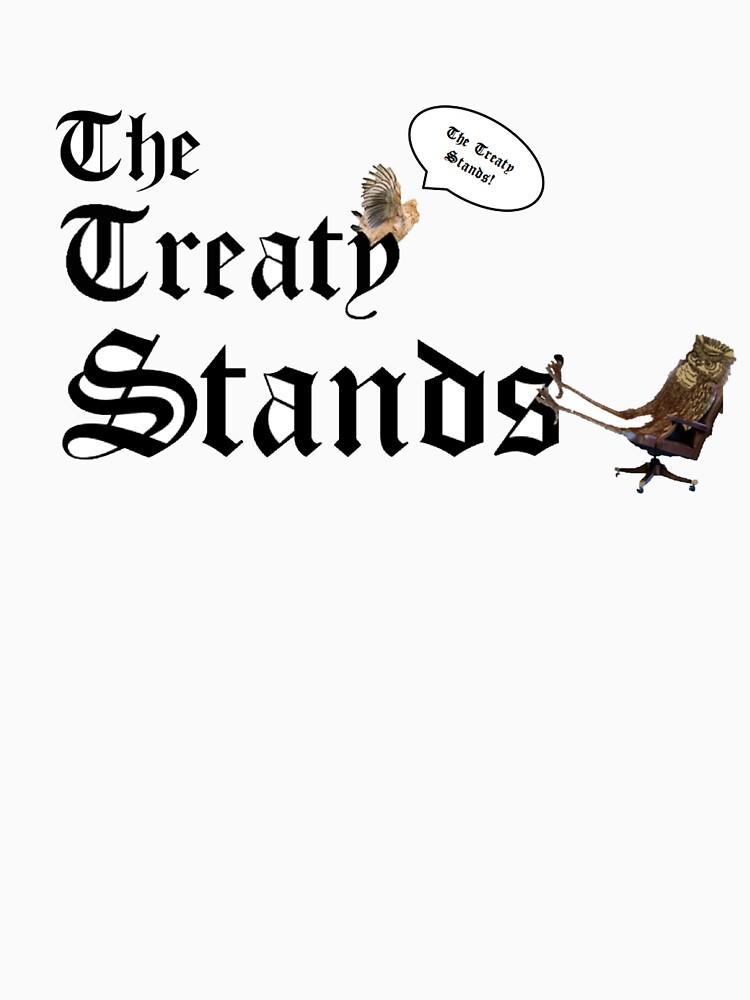 The Treaty Stands by spacegiraffes
