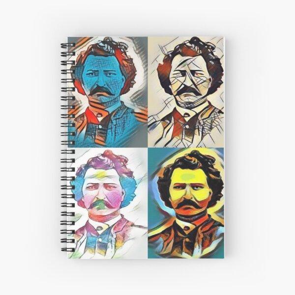 Louis Riel  Spiral Notebook