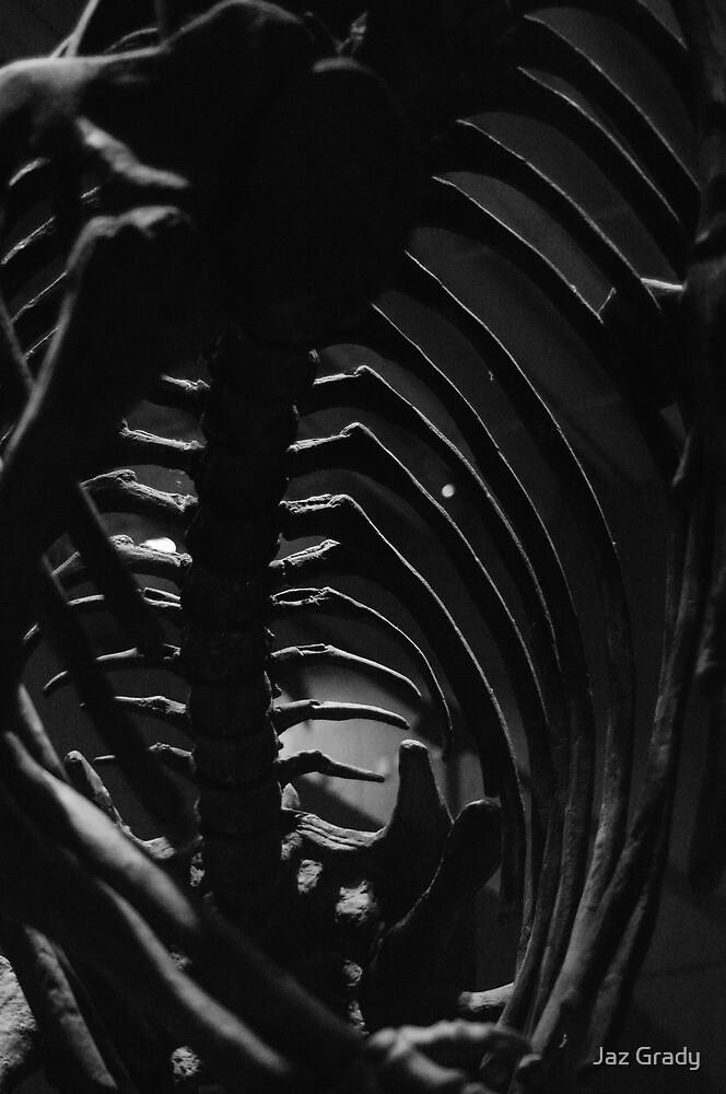 Bones. by strangerandfict