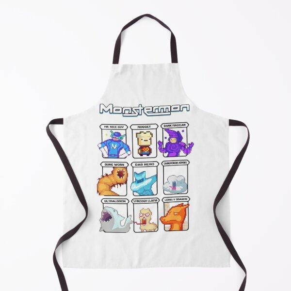 Kindergarten Game - Monstermon Apron