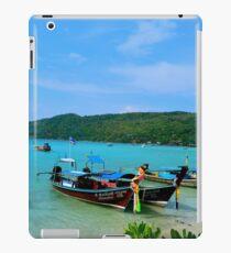 Thai Boats iPad Case/Skin