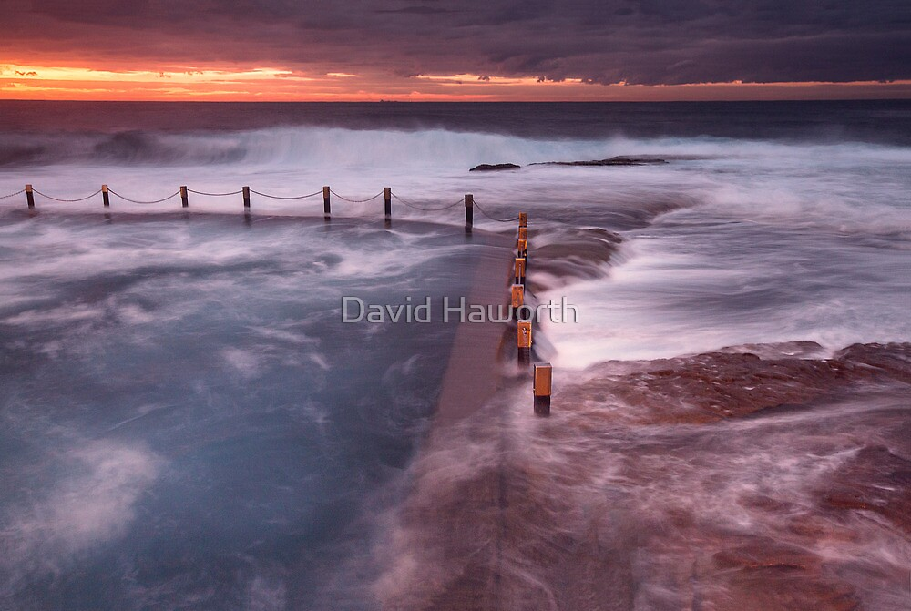 Mahon Pool by David Haworth
