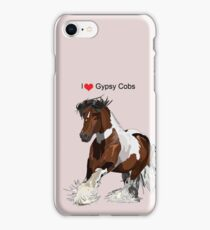 Gypsy Cob Red Rocky  iPhone Case/Skin