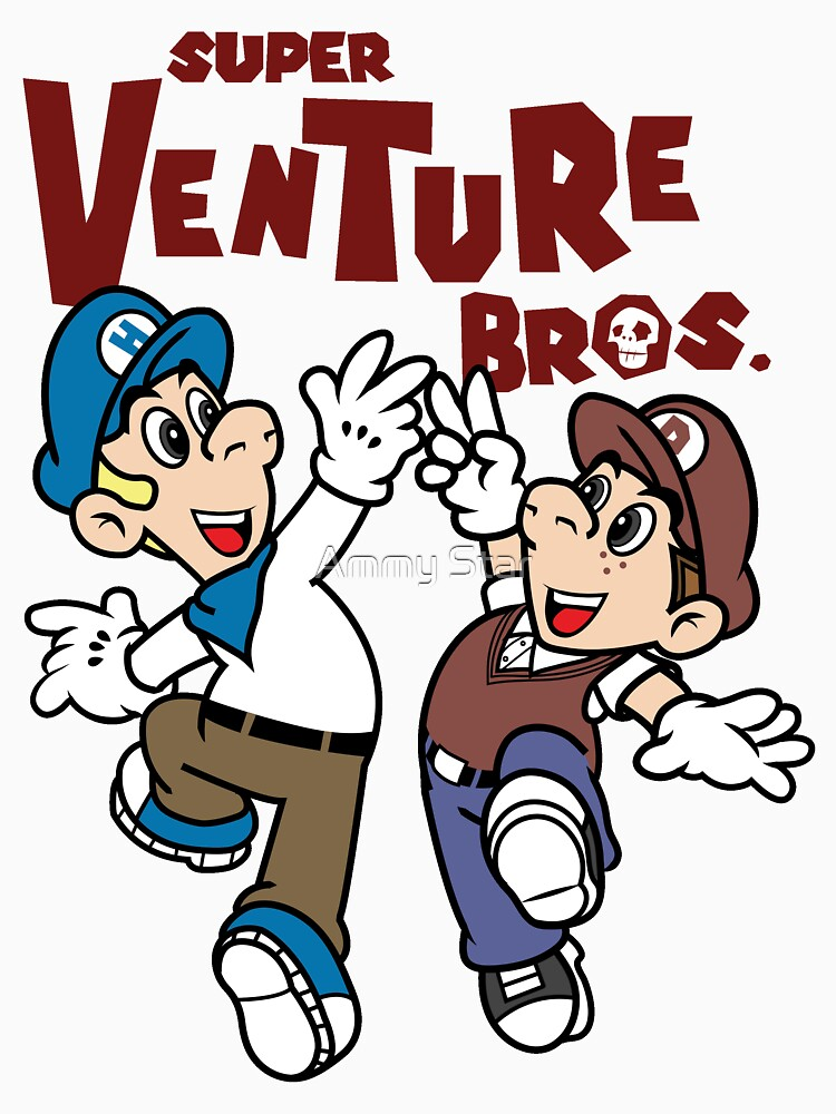 Super Venture Brothers by JBrandtDesign