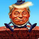 Trumpty Dumpty  by DylanVermeul