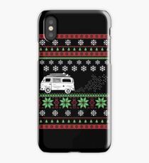 Bus Driver - Vintage Bus Ugly Christmas iPhone Case