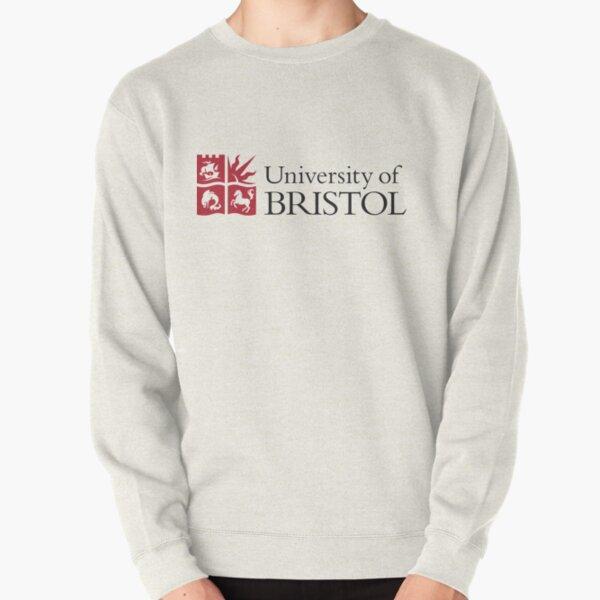 University of Bristol Logo Pullover Sweatshirt