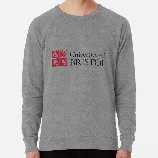 University of Bristol Logo Lightweight Sweatshirt