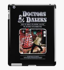 Doctors Daleks iPad Case/Skin