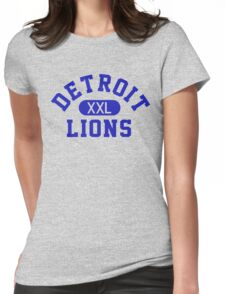 Tim Taylor's Detroit Womens Fitted T-Shirt