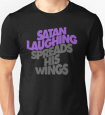 SATAN LAUGHING SPREADS HIS WINGS T-Shirt