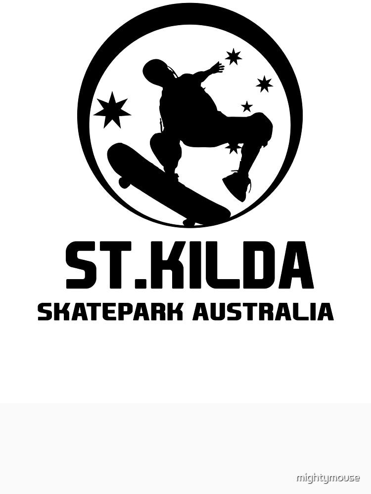 St.Kilda skatepark Australia by Stkildabeach