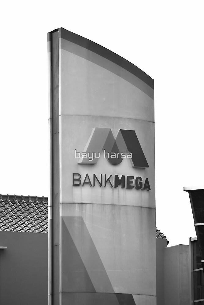 Bank Mega office tower by bayu harsa