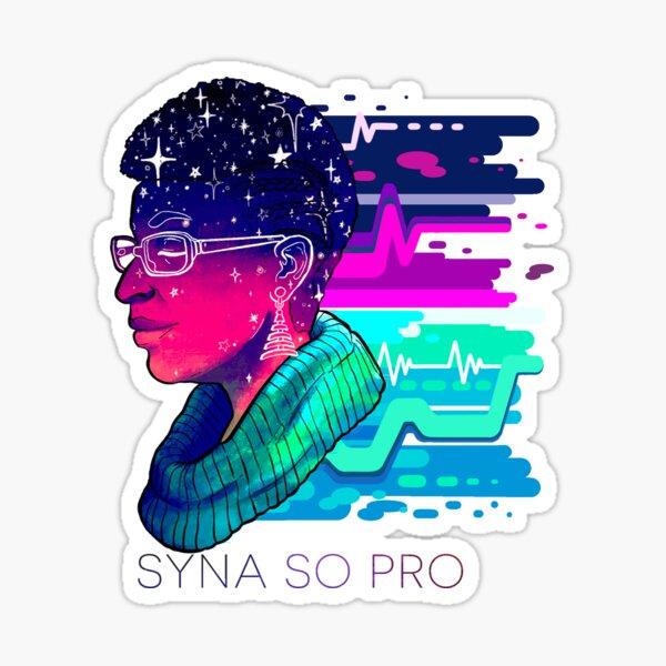 CHILL - Syna So Pro Sticker