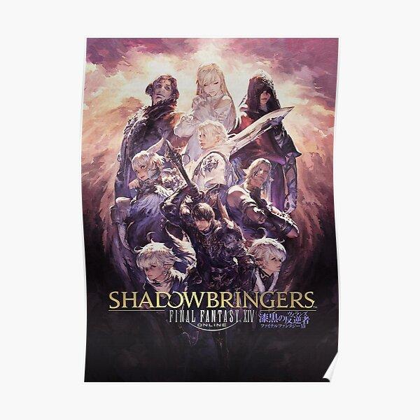ファイナルファンタジーXIV: 漆黒の反逆者 Poster