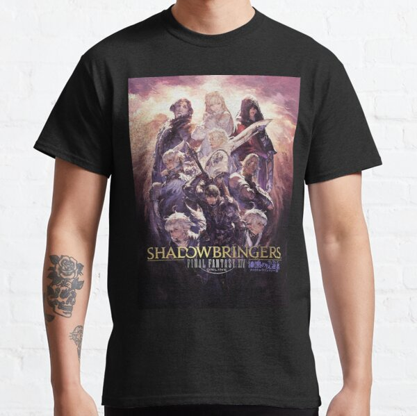 ファイナルファンタジーXIV: 漆黒の反逆者 Classic T-Shirt