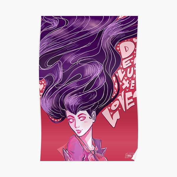 Yukako Yamagishi Poster