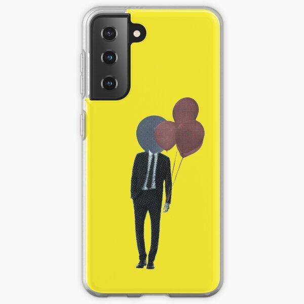 Balloon Man Samsung Galaxy Soft Case
