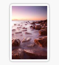 Coastline Ocean - South Australia Sticker