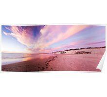 West Beach - Adelaide, South Australia Poster