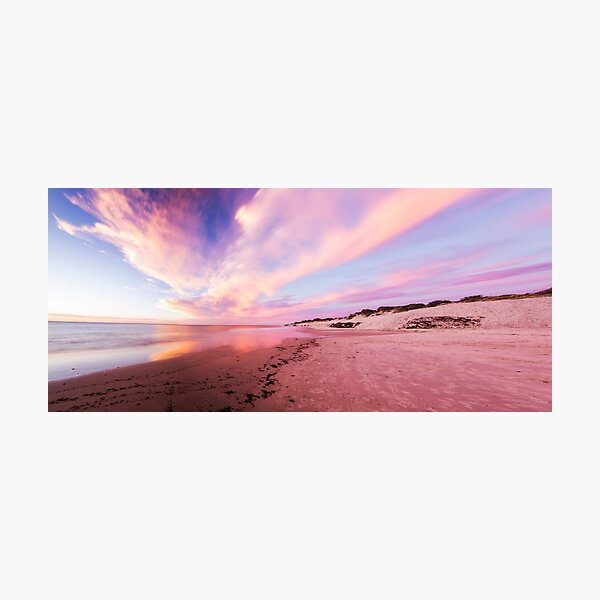 West Beach - Adelaide, South Australia Photographic Print