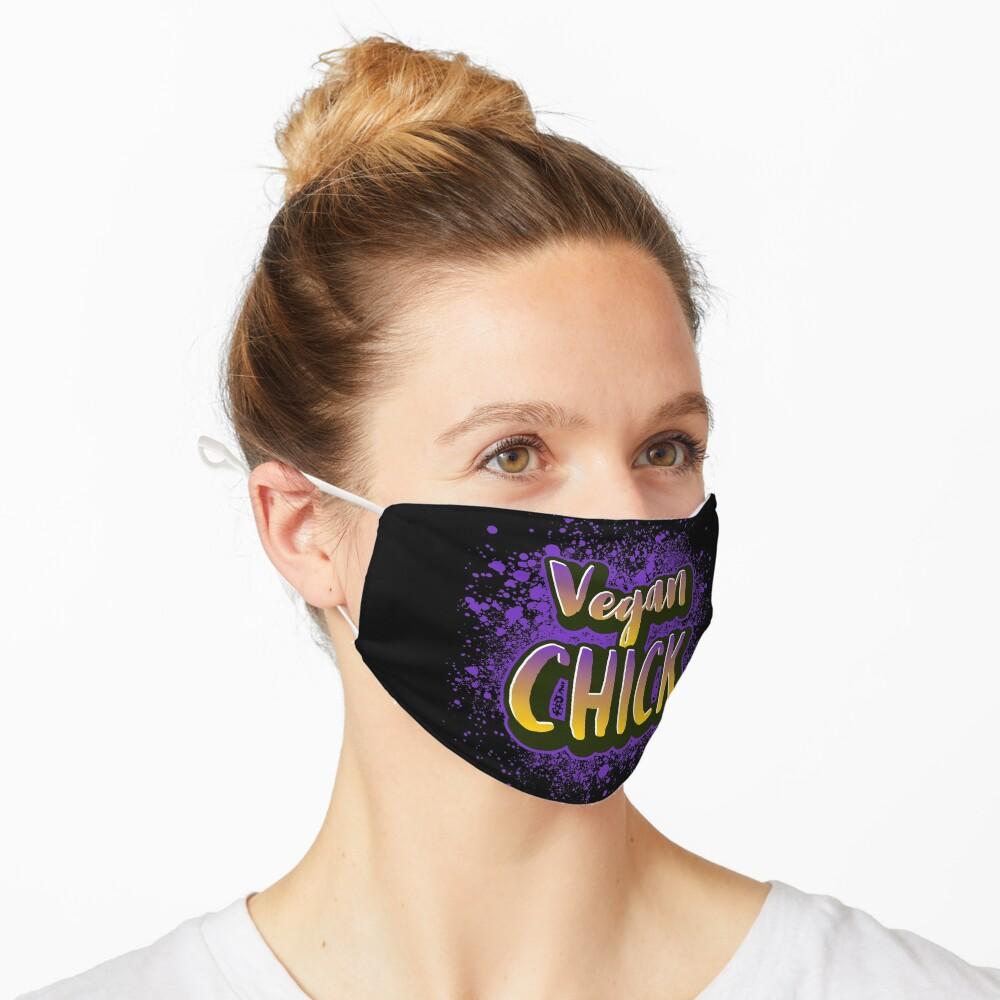 Vegan Chick Mask