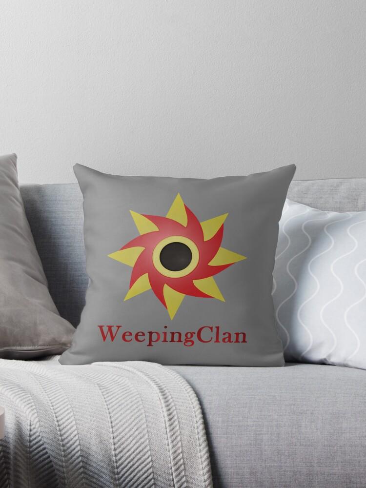 Weeping Emblem P/B - Grey by WeepingHoney