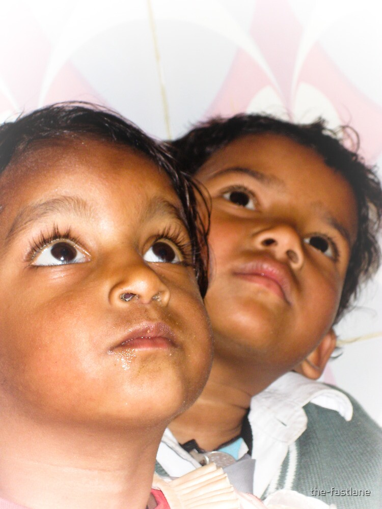 Kids of India by the-fastlane
